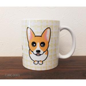 おねだりわんこマグカップ コーギー|abcdogs