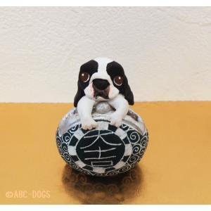 福財布(カワセミ工房) 狆 abcdogs