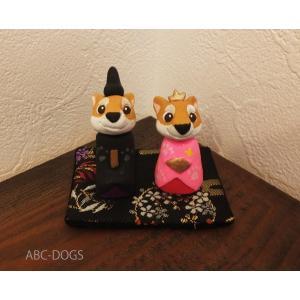 ミニ赤柴雛(カワセミ工房)|abcdogs