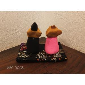 ミニ赤柴雛(カワセミ工房)|abcdogs|02