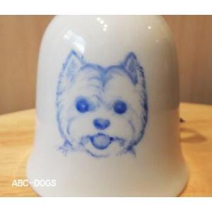 白磁ベル ウェスティ1 abcdogs 02