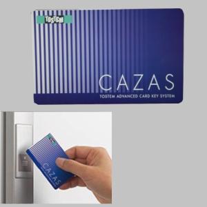 DASZ750  トステム玄関  ドア  カザス カードキー|abcshop-yh-ten