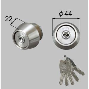 部品名 : ドア錠セット(MIWA DNシリンダー) 商品コード : DDZZ3023 色 : シル...