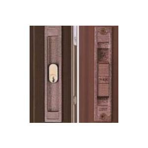 HH3K6310D YKK 玄関引戸 戸先錠 戸先内外締り錠  YBブロンズ|abcshop-yh-ten