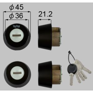 部品名 : ドア錠セット(MIWA DNシリンダー) 商品コード : Z-1A3-DHYD 色 : ...