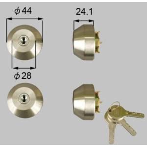 部品名 : ドア錠セット(ユーシン WNシリンダー) 商品コード : Z-5201-DVAE 色 :...