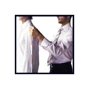 サイズ指定フォーム 自分で採寸する 対象商品 オーダーシャツ