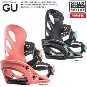 FLUX BINDING GU(WOMENS)JAPAN BLAND  2020 FLUX日本正規品...