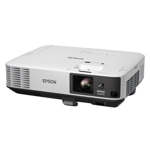 EPSON エプソン 5000lm WXGA 多機能パワーモデル プロジェクター <EB-2155W>|abewebshop