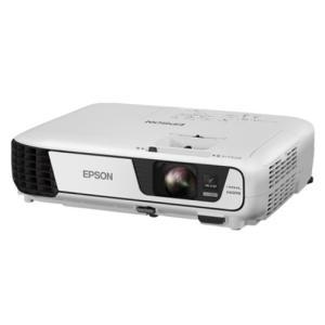 EPSON エプソン リアルWXGA 3200lm 2.4kg オフィリオプロジェクター EB-W31|abewebshop