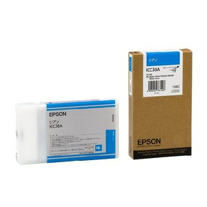 EPSON エプソン 純正インクカートリッジ PX-9550/PX-7550 <ICC38A> 110ml abewebshop