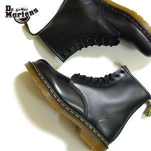 ドクターマーチン Dr.Martens ブーツ 8ホール ブーツ 1460 メンズ レディース (ブラック)(8 HOOL BOOT)(120622)|abich