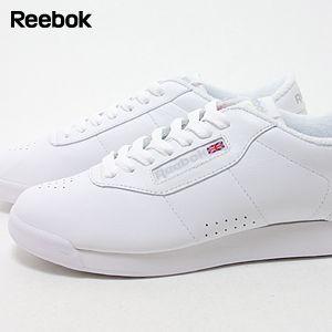 リーボック(Reebok) プリンセス・ホワイト(PRINCESS)【レディース】【スニーカー】【フィットネス】【NA100826】|abich