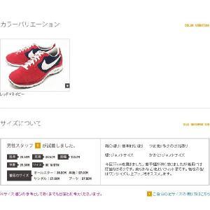 ナイキ NIKE スニーカー デュアル フュージョン レトロ メンズ 631765-400 (レッド+ネイビー)(DUAL FUSION)(131218)|abich|03