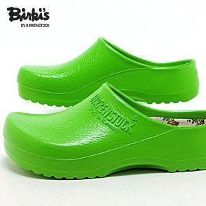 ビルキ BY ビルケンシュトック スーパービルキー・アップルグリーン レディース メンズ サンダル(Birki's BIRKENSTOCK/SUPER BIRKI)【NA110701】|abich