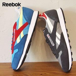 リーボック Reebok スニーカー クラシック スポーツ 全2色 メンズ (CLASSIC SPORT)(140718)|abich