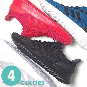 アディダス メンズ スニーカー クラウドフォーム ULT 全4色 (adidas VS JOG)(170804)|abich