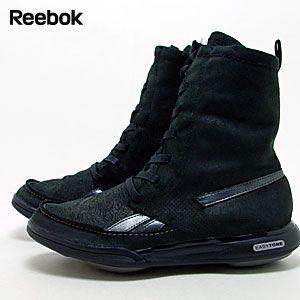 リーボック Reebok スニーカー イージートーン パッション レディース (ブラック+グレー)(EASYTONE PASSION)(111011)|abich