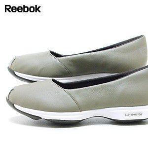 リーボック Reebok パンプス イージートーン トゥ トロピック レディース j99410 (グレー)(EASYTONE TOO TROPIC)(130411)|abich