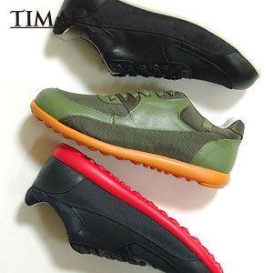 ティマイ TIMAI メンズ スニーカー オウシン 全3色 OHSIN TIHUD031 (140303)|abich