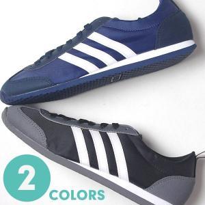 アディダス スニーカー メンズ VS ジョグ 全2色 (adidas VS JOG)(170711)|abich