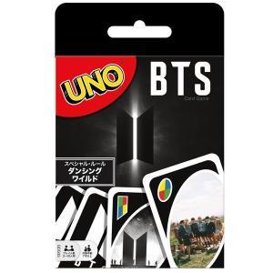 UNO(ウノ)BTS 韓国男性グループ 防弾少年団 uno ゲーム   MATTEL マテル