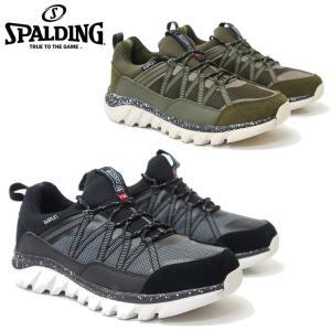 ウォーキングシューズ メンズ スポルディング SPALDING ノルディックウォーキング 男性用 4E ローカット スニーカー アウトドア カジュアル 紳士靴 くつ akon320|ablya
