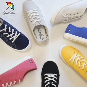 アーノルドパーマー レディース スニーカー キャンバス デッキ カジュアル 靴 シューズ Arnold Palmer al0721|ablya