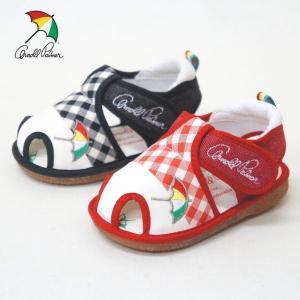 キッズサンダル ベビーシューズ ファーストシューズ 笛 子供靴 赤ちゃん 出産祝い お祝い プレゼント ブランド アーノルドパーマー  ap4111|ablya