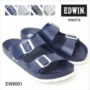 エドウィン サンダル メンズ 2本ベルト コンフォート EDWIN 男性用 靴 ew9001|ablya