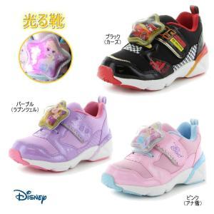 24ffcea32fd34 光る靴 ディズニー プリンセスシリーズ ムーンスター キッズ スニーカー 女の子 通園 ベロクロ マジック 子供靴 tmdnc1203
