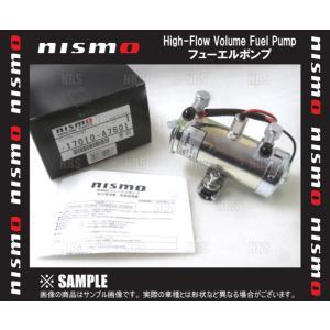 NISMO ニスモ ハイフローボリューム フューエルポンプ キャブレター車用 (キャブ・電磁ポンプ)...