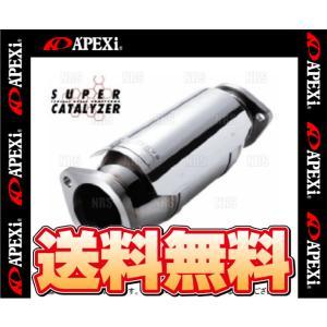 【新品】 APEX スーパーキャタライザー ランサーエボリューション 5/6 CP9A 4G63 (ターボ) 98/1〜01/2 (149-M002|abmstore