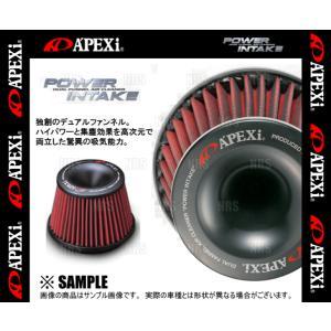 APEXi アペックス パワーインテーク 交換用エレメント  外径:φ160 内径:φ75 (500-A022|abmstore