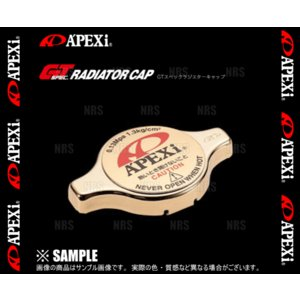 【新品】 APEX GT spec ラジエターキャップ bB QNC20/QNC21/QNC25 K3-VE/3SZ-VE 05/12〜 (591-A002|abmstore