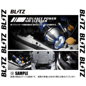 【新品】 BLITZ AG アドバンスパワー エアークリーナー MINI COOPER (ミニ クーパー) F56 DBA-XM15 14/4〜 (42211|abmstore