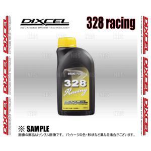 DIXCEL ディクセル 328 Racing ブレーキフルード DOT4 0.5L 1本 (RF328-01|abmstore