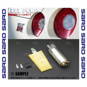 【新品】 SARD 車種別専用 フューエルポンプ (295L/h) マークII JZX110 1JZ-GTE 00/10〜04/11 (58223|abmstore