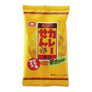 亀田製菓 カレーせんミニ(200枚) 41058の商品画像|ナビ
