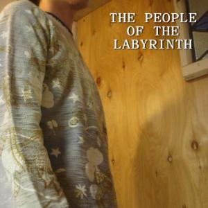 THE PEOPLE OF THE LABYRINTHS ギリシャ神話のスウェットニット|abracadabra