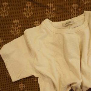 ICHI Antiquite's ベーシック半袖Tシャツ ナチュラル|abracadabra