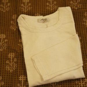 ICHI Antiquite's ベーシック長袖Tシャツ ナチュラル|abracadabra