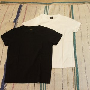 homspun (ホームスパン) 天竺半袖Tシャツ 全3色|abracadabra