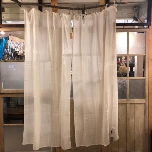 トレーシーエンブロイダリーカーテン 110cm×180cm|abracadabra