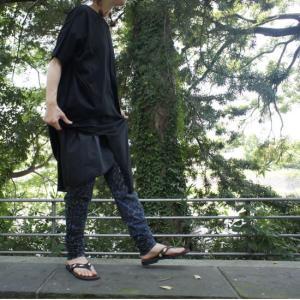 ANOKHI(アノキ) 木版染め チュリダパンツ 全5種類|abracadabra