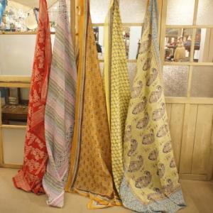 ANOKHI(アノキ) 木版プリント サロン 全5種類|abracadabra