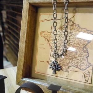 TOPANGA Accessories シルバーツリーネックレス|abracadabra