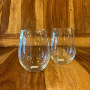 Libbey(リビー) ステムレス ホワイトワイングラス 348ml|abracadabra