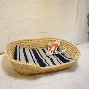 morocco baskets ドッグベッド/L|abracadabra