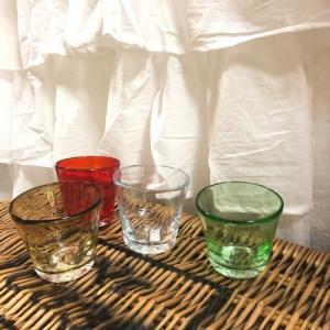 イランガラス ミドルタンブラー 4色|abracadabra
